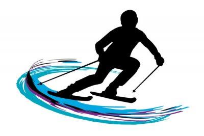 Poster Desportos de Inverno - 14