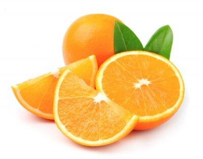 Poster Doce, laranja, fruta