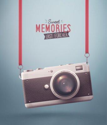 Poster Doces lembranças