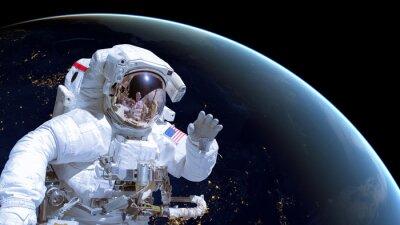 Poster Elementos desta imagem são fornecidos pela NASA