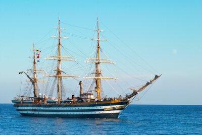 Poster Embarcação de navigação