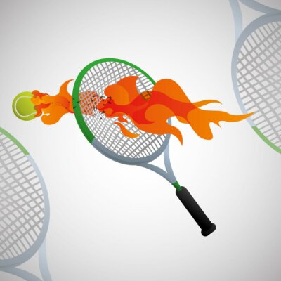 Poster Esporte icon design