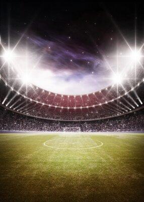 Poster estádio