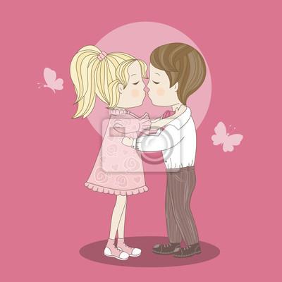 Feliz Dia Dos Namorados Desenho Ilustracao Mao Cartazes Para A