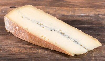 Poster Francês morbier queijo