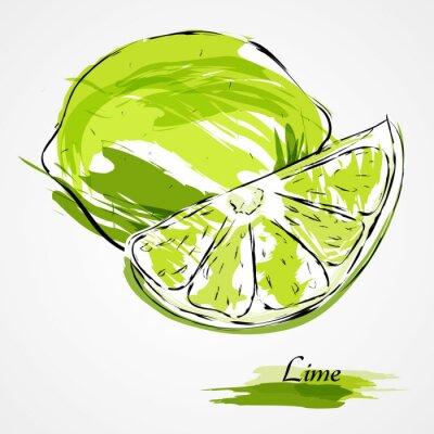 Poster frutas cal