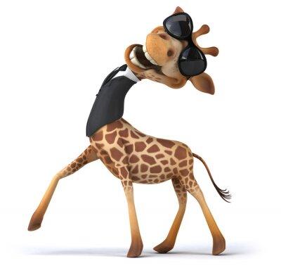Poster Fun girafa