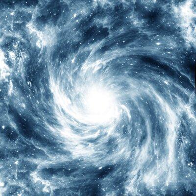 Poster galáxia espiral