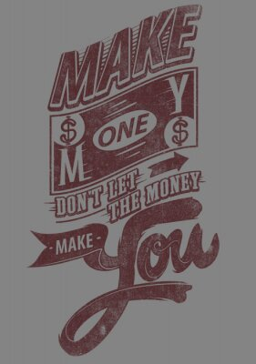 Poster Ganhar dinheiro