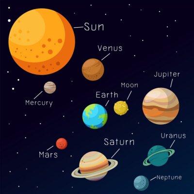 Poster Illustrator do Universo