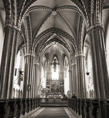 Poster Inner City Parish Church em Budapeste