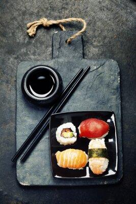 Poster Jogo do sushi