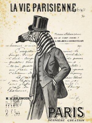 Poster La Vie Parisienne