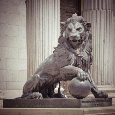 Poster Leão