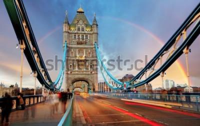 Poster Londres, Tower Bridge