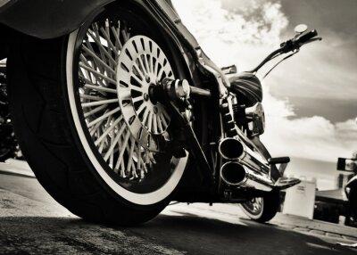 Poster Motocicleta