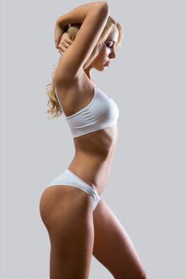 Poster Mulher de fitness