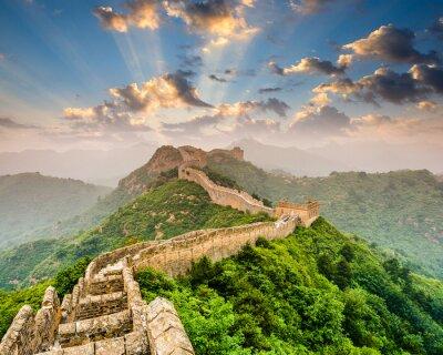 Poster Muralha da China