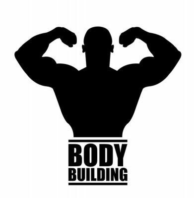 Poster musculação