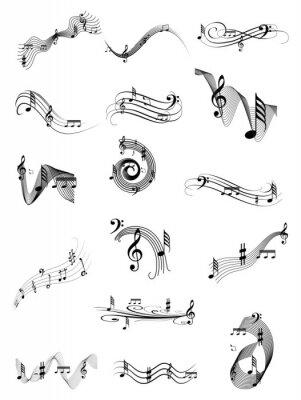 Poster Música redemoinho set