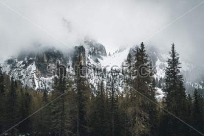 Poster Natureza nas Dolomitas, Itália