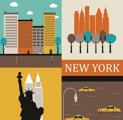 Poster Nova Iorque.