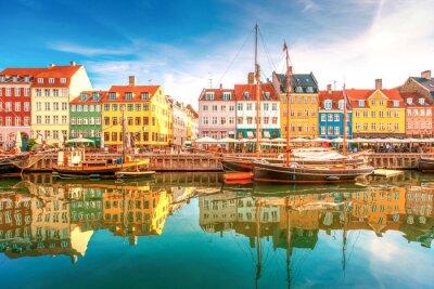 Poster Nyhavn Kopenhagen