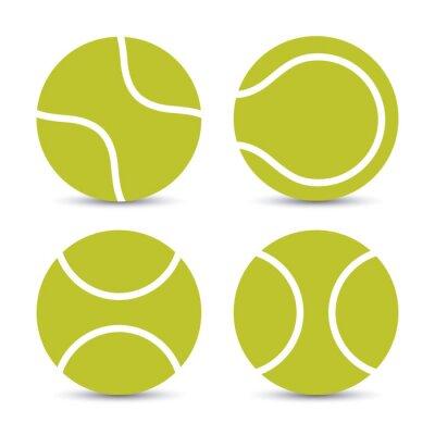 Poster O design do tênis