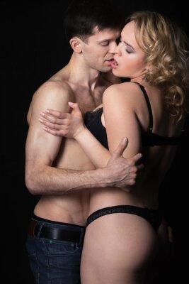Poster O prazer sensual