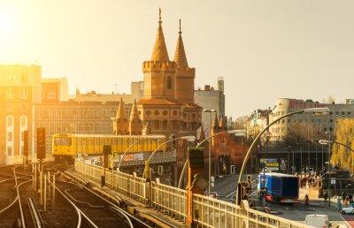 Poster Oberbaumbrücke