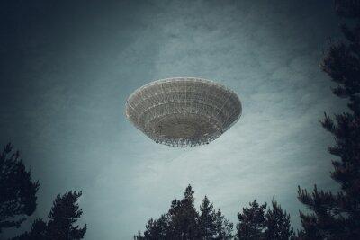 Poster Objeto voador não identificado
