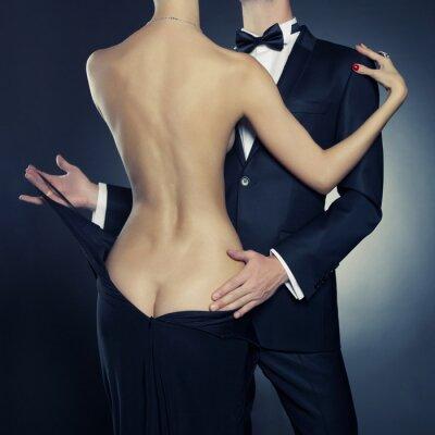 Poster Pares sensuais
