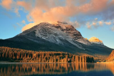 Poster Parque Nacional de Banff