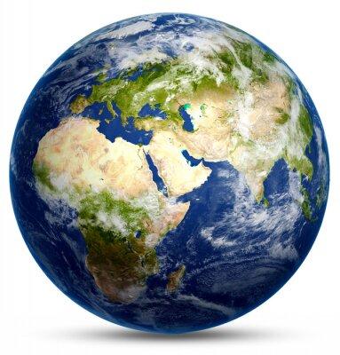 Poster Planeta Mundo