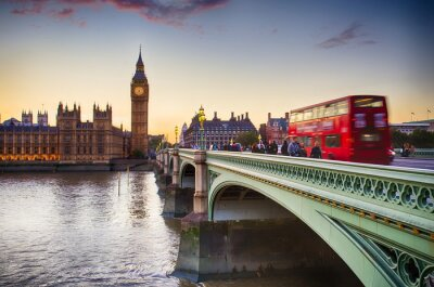 Poster Ponte de Westminster