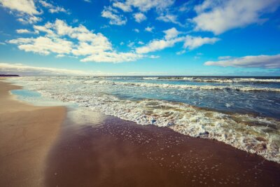 Poster Praia deserta