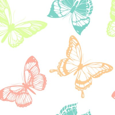 Poster Projeto das borboletas
