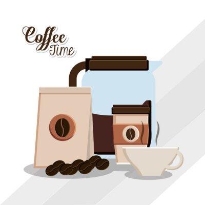 Poster Projeto do tempo do café