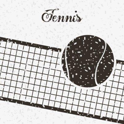 Poster Projeto esporte tênis