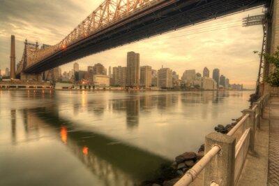 Poster Queensboro Bridge