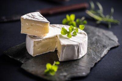 Poster queijo camembert