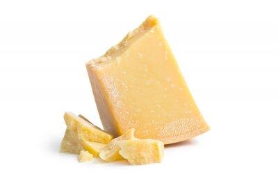 Poster queijo parmesão