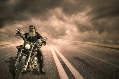 Poster Rider surpreendente