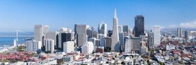 Poster San Francisco Panorama