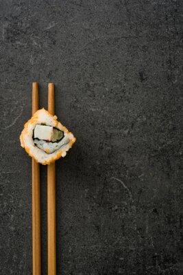 Poster Sushi. Comida japonesa