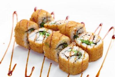 Poster Sushi saboroso