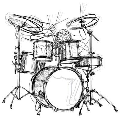 Poster tambor