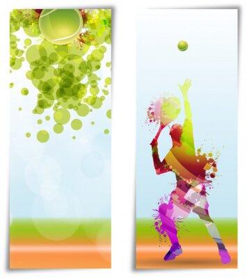 Poster Ténis, Competizione, torneo