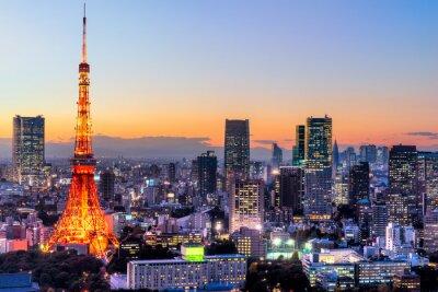 Poster Tóquio, Japão.