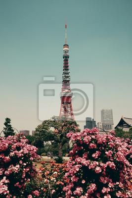 Poster torre de Tóquio